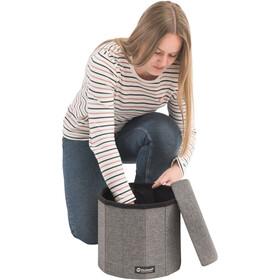 Outwell Dawlish Low Seat & Storage grey